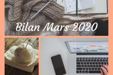 épingle pinterest bilan mars 2020