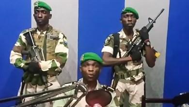 Photo de Mutinerie au Gabon : La situation est «sous contrôle», quatre militaires arretés