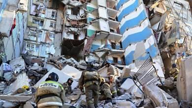 Photo de Russie : 18 morts dans une explosion due au gaz
