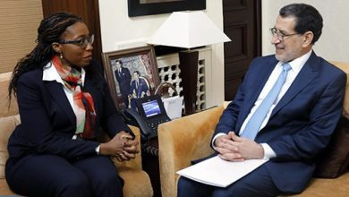 Photo de Que se sont dit El Otmani et la Secrétaire exécutive de la CEA ?