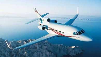 Photo de Les jets privés créent la controverse à Davos