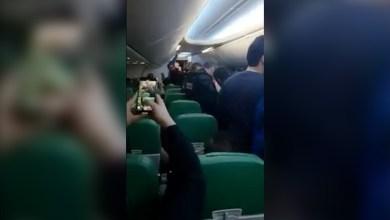 Photo de Vidéo. Un passager tunisien force à l'atterrissage un vol Transavia pour faire sa prière