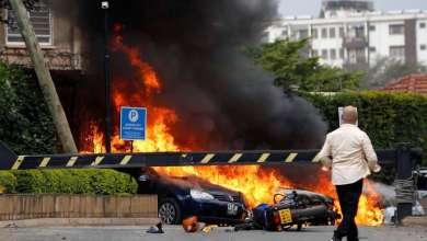 Photo de Attentat terroriste à Nairobi revendiqué par les chebabs somaliens