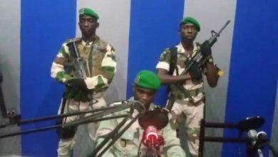 Photo de Gabon: des militaires appellent à un soulèvement à la radio d'Etat