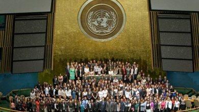 Photo de Organisation du programme jeunes Marocains ambassadeurs des Nations-Unies à Casablanca