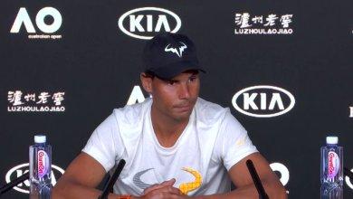 Photo de Le grand moment d'humour de Nadal (vidéo)