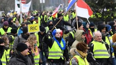 Photo de «Gilets jaunes»: un adolescent blessé en marge d'un rassemblement à Strasbourg
