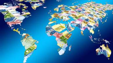Photo de ONU: Alerte sur l'économie mondiale