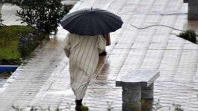 Photo de Retour de faibles pluies à partir de demain
