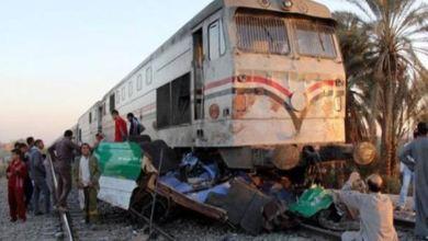 Photo de Un deuxième drame ferroviaire au Caire : Un mort et 6 blessés