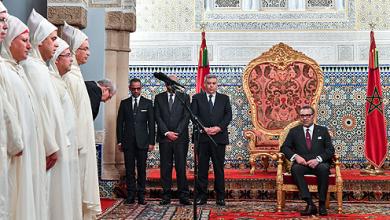 Photo de Le roi reçoit les nouveaux walis et gouverneurs