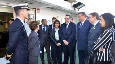 Photo de Pêche. Le Maroc et l'Espagne renforcent leur coopération