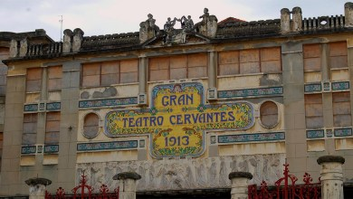 Photo de Enfin, une nouvelle vie pour le théâtre Cervantes ?