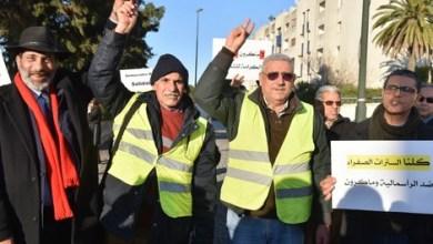 Photo de La manifestation en soutien aux « gilets jaunes » suscite les railleries des internautes