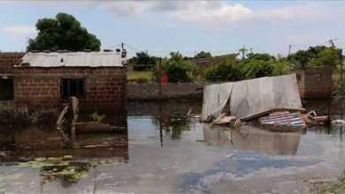 Photo de Inondations au Mozambique : 66 morts retrouvés