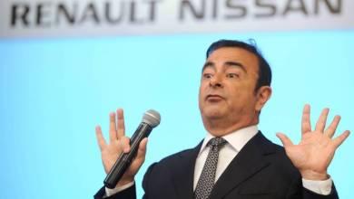 Photo de Carlos Ghosn donne son accord pour parler aux médias