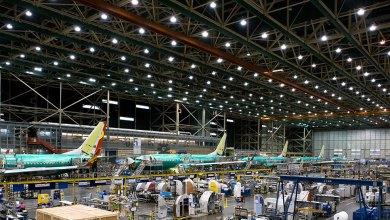 Photo de Vidéos. Quand Boeing partageait ses coulisses de fabrication quelques jours avant le crash