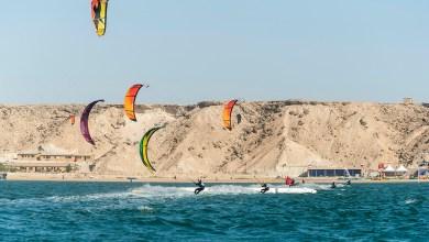 Photo de Kitesurf. Le Maroc, champion d'Afrique