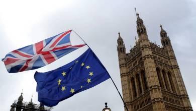 Photo de Brexit. Le gouvernement britannique veut créer dix ports
