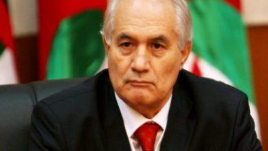 Photo de Démission du président du Conseil constitutionnel algérien