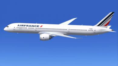 Photo de Air France double ses vols Marrakech-Paris