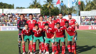 Photo de CAN U17 Tanzanie-2019. Le Maroc éliminé après sa défaite face à la Guinée