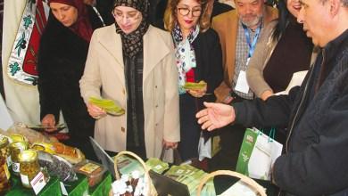 Photo de Fès-Meknès. Le salon de L'ESS gagne en maturité