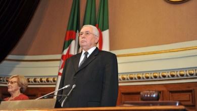 Photo de Algérie. Abdelkader Bensalah nommé président par intérim