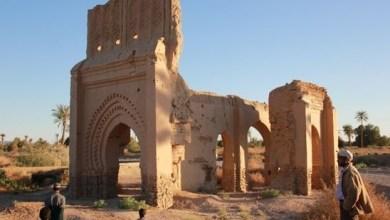 Photo de Errachidia. Réouverture prochaine du site historique Sijilmassa après sa rénovation