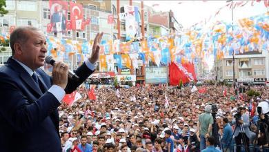 Photo de Istanbul. Le parti d'Erdogan veut un nouveau vote