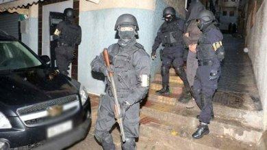 Photo de Tanger. Démantèlement d'une cellule terroriste affiliée à Daech