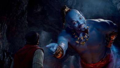 Photo de Aladdin en tête du box-office US