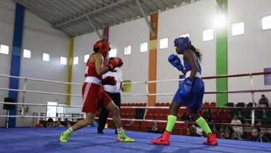 Photo de Boxe. La sélection nationale féminine participera au Tournoi international