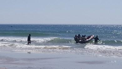 Photo de Mehdia. La Marine Royale porte secours à 27 Subsahariens