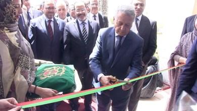 Photo de Vidéo. RAM inaugure sa nouvelle base aérienne à Laâyoune