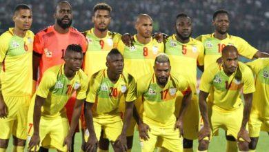 Photo de Bénin-Ghana. Match-test sans meneur pour les Ecureuils