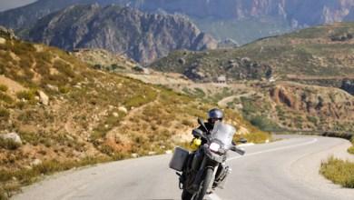 Photo de Lancement de la première édition du  «Morocco Motorcycle Tour»