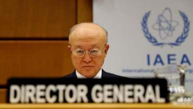 Photo de Décès directeur général de l'Agence internationale de l'énergie atomique Yukiya Amano