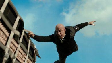 Photo de Fast and Furious 9. La doublure de Vin Diesel dans le coma