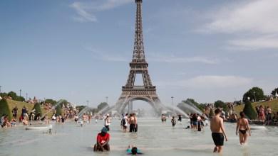 Photo de Paris a battu son record absolu de chaleur aujourd'hui