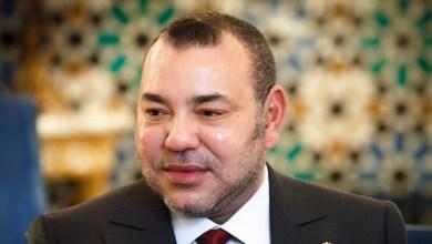 Photo de Le roi Mohammed VI félicite les Fennecs