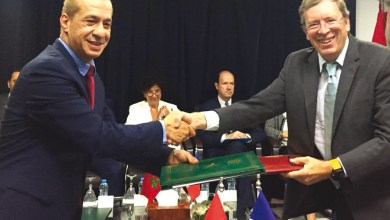 Photo de Fès. L'UEMF renforce son partenariat avec l'École Polytechnique