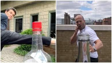 Photo de La fièvre du Bottle Cap Challenge