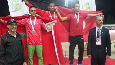 Photo de Le Maroc vainqueur du 7ème championnat arabe d'athlétisme cadets