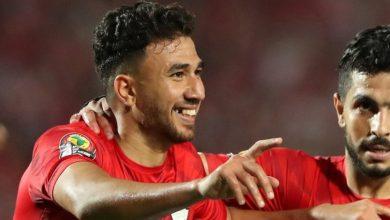 Photo de L'Egyptien «Trezeguet» rejoint Aston Villa