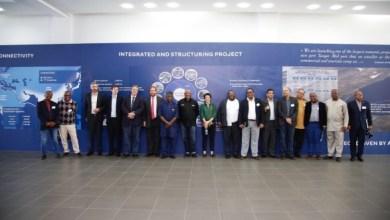 Photo de Une délégation d'importants hommes d'affaires africains en visite au Maroc