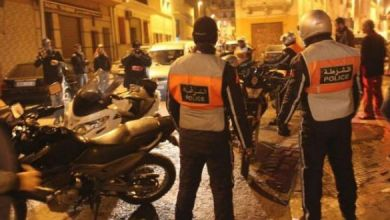 Photo de Violente arrestation policière à Meknès