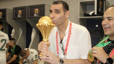 Photo de Le président du football algérien en passe de démissionner