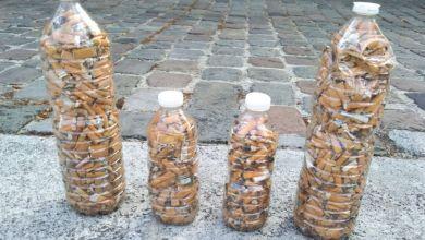 Photo de Fill the Bottle, le nouveau challenge qui enflamme la toile