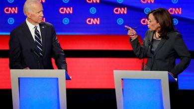 Photo de Joe Biden maintient son avance, Kamala Harris en perdition dans les sondages